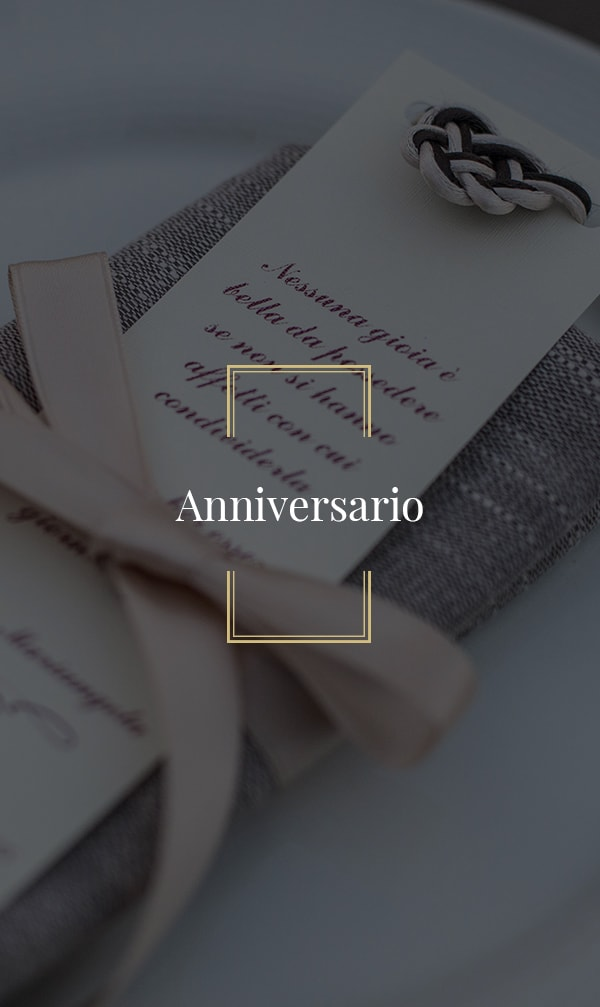 Anniversario-on Home